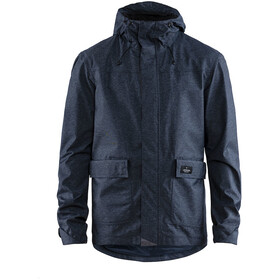 Craft Ride Precip Jacket Herren blaze